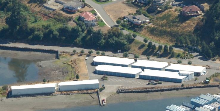 Click to enlarge Chambers Bay Dry Storage