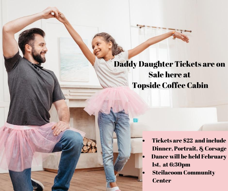 Click to enlarge Daddy Daughter Dinner & Dance