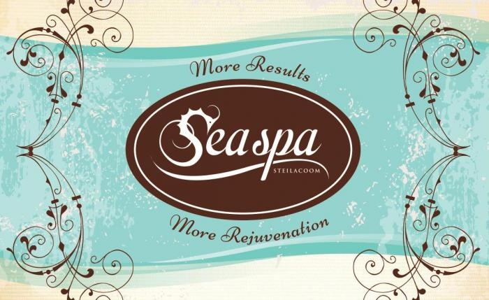 Logo: Sea Spa Steilacoom